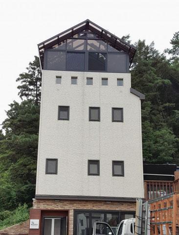 용인 해밀타운 썬룸, 유리온실 제작 시공